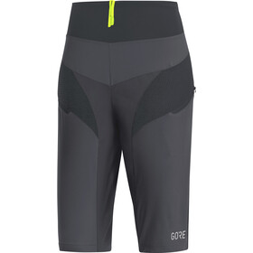 GORE WEAR C5 Shorts Ligeros de Trail Mujer, terra grey/black
